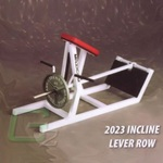 Muscle Dynamics Maxicam (2023) Plate Loaded Incline Lever Row