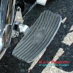 Driver Floorboards, Yamaha VStar 650 Custom/Classic, VStar 1100 Custom