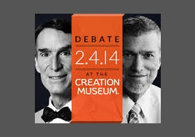 Bill nye debate