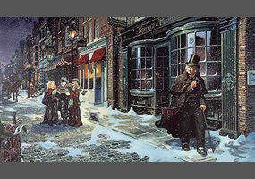 patrick stewart adapted charles dickens a christmas carol into a one man show are plays adapted from books written long ago worth seeing - A Christmas Carol With Patrick Stewart