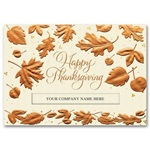 HH1675 Copper Thanksgiving Card