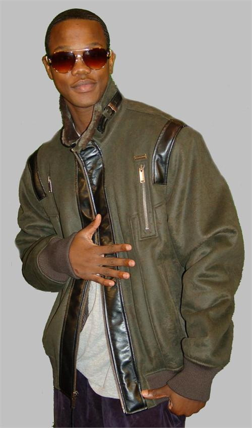 Sean john mens jacket in Men's Jackets & Coats at Bizrate   Shop