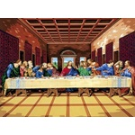 ColArt The Last Supper Oil Paint By Number Kit