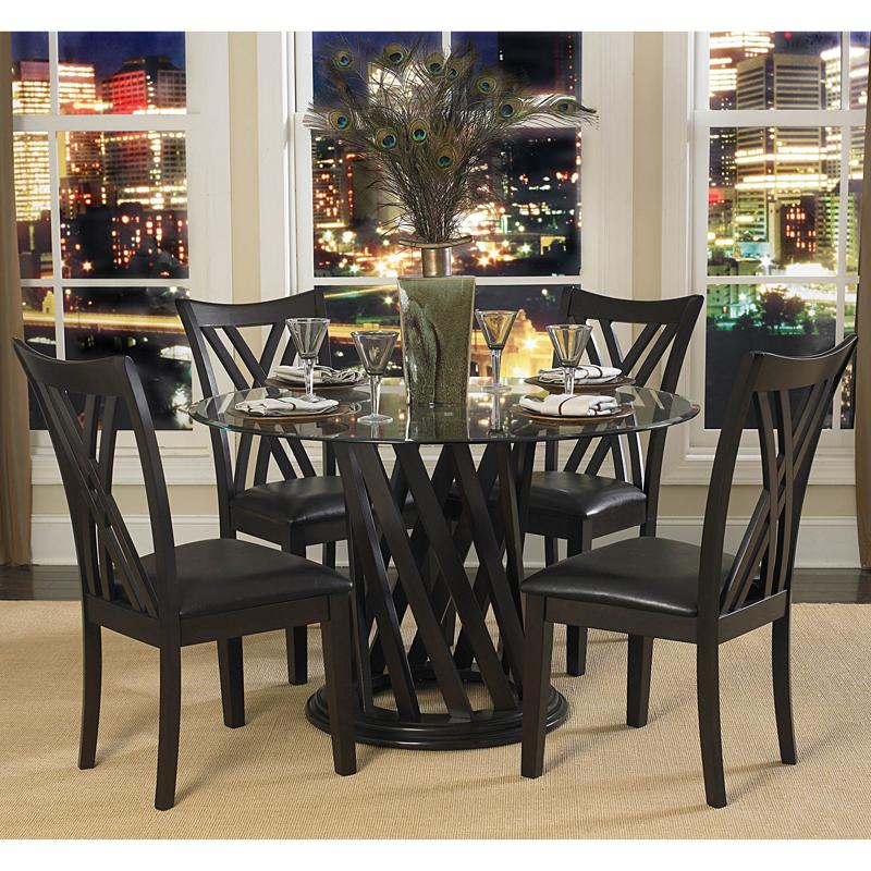 48 round dining table set myideasbedroom com
