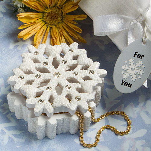 Winter Wonderland Snowflake Design Box as low as 198