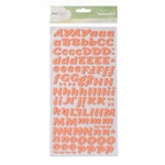 American Crafts DEAR LIZZY NEAPOLITAN Thickers - Foam / Serendipity / Ballerina **SALE