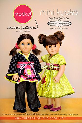 Miniature Doll Patterns