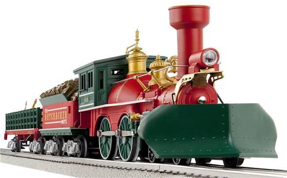 Lionel o scale christmas train set
