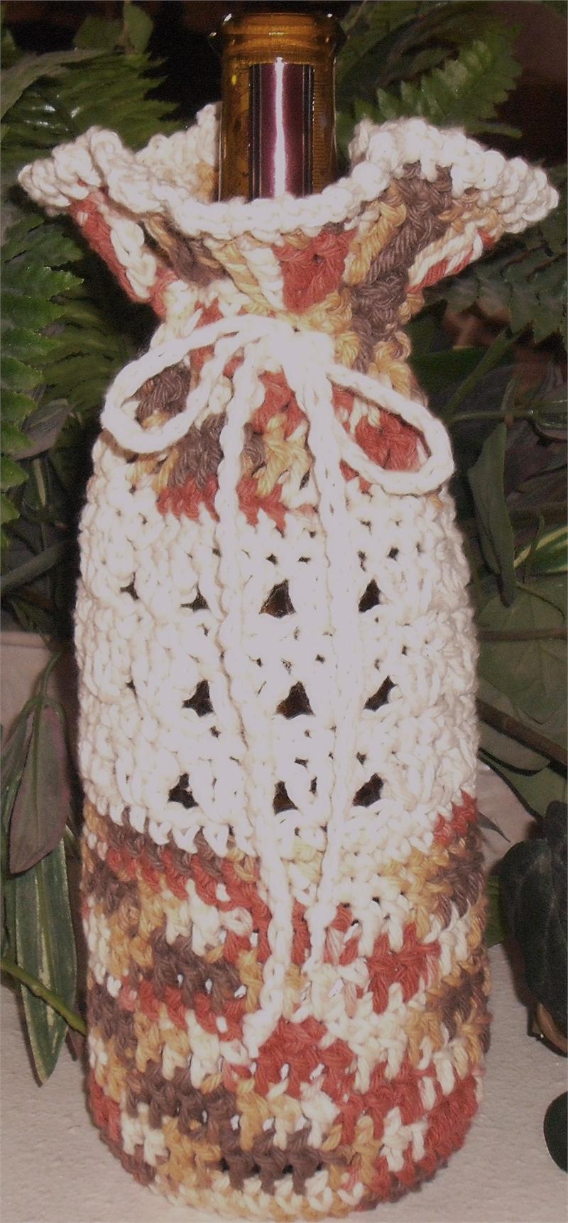Crochet Dress Bag - Crochet Me