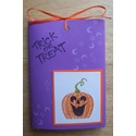 How to Make Halloween Rubber Stamped Cards