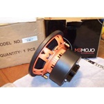 "Memphis Mojo 15-M3MOJO12 M3 12"" 1000 Watts RMS Dual 2 Ohm Cast Frame Competition DB Drag Subwoofer"