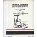 Ingersoll Rand DD22, DD24, DD32, Roller Compactor Parts
