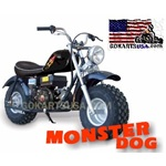 Monster Dog Minibike