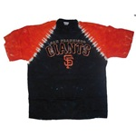 San Francisco Giants Tie Dye T-Shirt