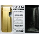 Colibri Beam Sensor Lighter Gold