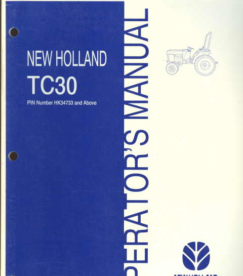 new holland tc30 tractor schematics  new  get free image