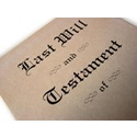 Five Mistakes to Avoid While Preparing Your Will