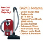 Miele Antares Canister Vacuum