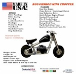 Kikker 5150 Roughshod Mini Chopper