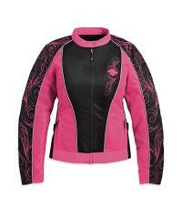 Harley-Davidson Women's Blissful Mesh Jacket | MonsterMarketplace.com