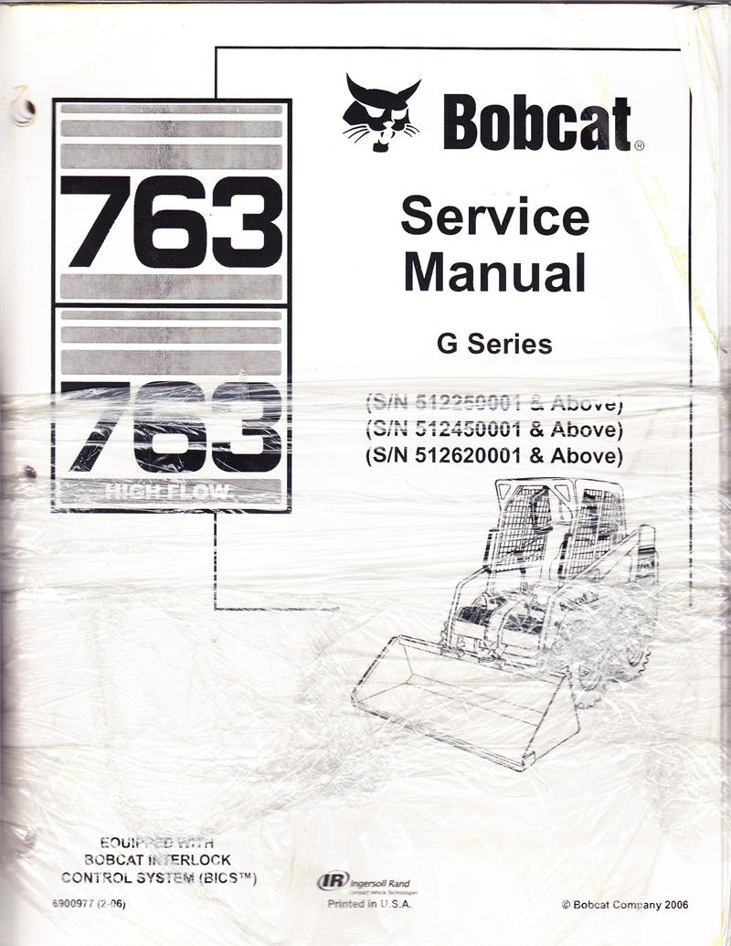 616f881ba7f66498cb816921a1c5 bobcat 763 skid steer loader service repair workshop manual bobcat 763 wiring diagram free at n-0.co