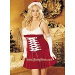 Sexy Santa Baby Costume (X3230) 40% OFF