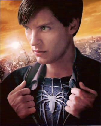 Tobey maguire black spiderman - photo#6