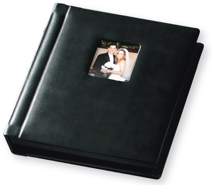 TAP Allure Genuine Leather 8x10 or 10x10 Professional Wedding Photo Albums