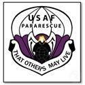 About the US Air Force Pararescumen