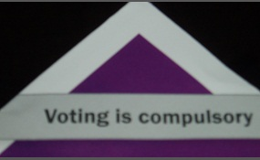 voting should be an obligation not a Should voting be mandatory  why not voting  australians are more likely than before to see voting as an obligation.