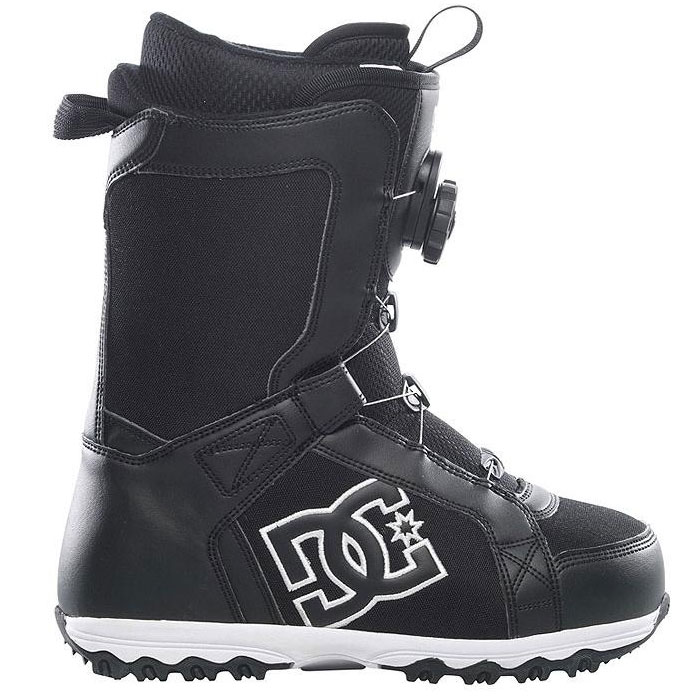 DC Women's Scout Snowboard Boots Black | Women's / Girl's DC Snowboard Boots