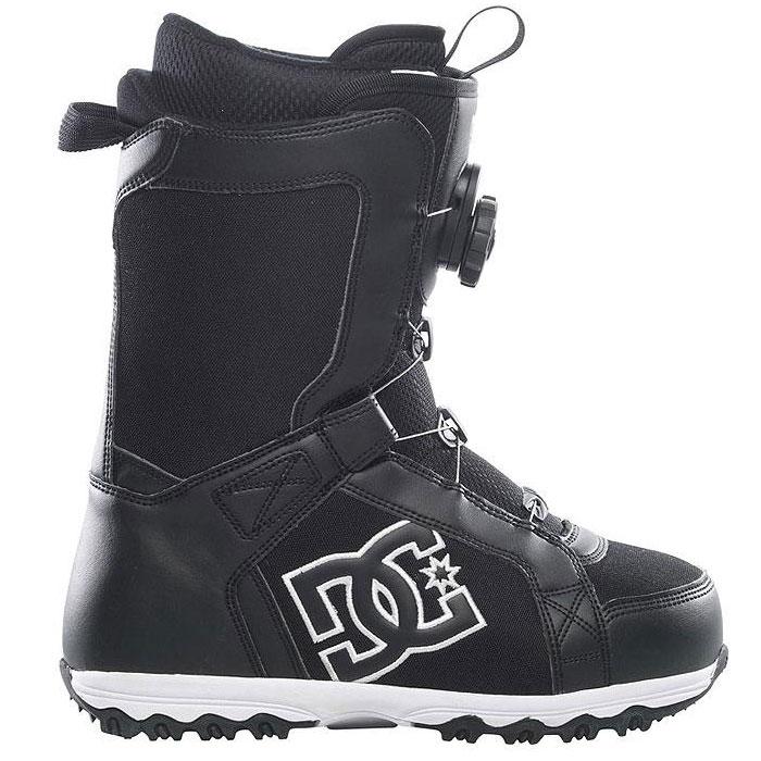 DC Women's Scout Snowboard Boots Black | Women's / Girl's DC Snowboard Boots