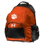 Clemson Under Armour Varsity Backpack-Orange