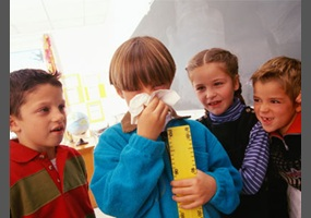 the argument over unvaccinated children in The myth of mandatory school vaccinations  i attempt to get the kids ready to go back to school in a little over a week  3 healthy children,.