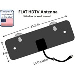 Clear Cast Digital X1 Antenna