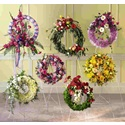 Funeral Wreath Message Ideas