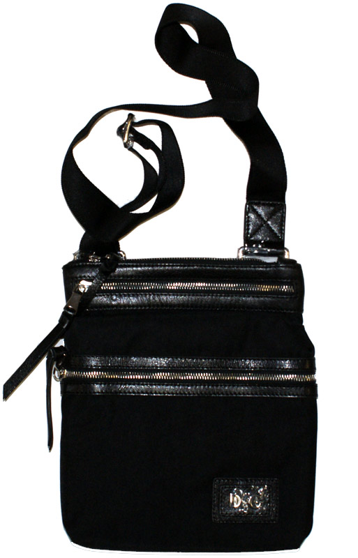 D&G Dolce & Gabbana small black bag. style: DM01536