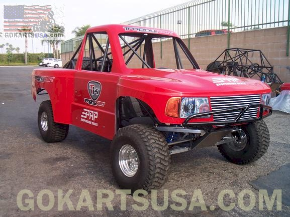 Mini Monster Truck Go Karts http://www.monstermarketplace.com/go-karts-and-mini-bikes/race-ready-trophy-kart