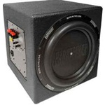 "Earthquake MKV15P SuperNova MKV 15"" 600 Watt RMS Powered Subwoofer (Poly)"