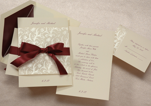 Ribbon Wedding Invitations: Niecey's Blog: Picture Of A Bunch Of Hanging Chinese