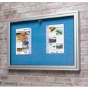 Outdoor Cork Boards