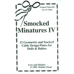 Smocked Minatures Dolls IV