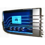 Crosley Art Deco Sleigh Radio CR38CD - discontinued