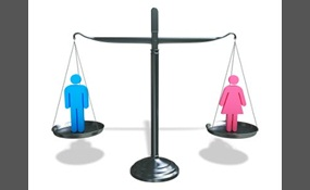 Opinions on equal opportunities for women in the Netherlands 2017, by gender