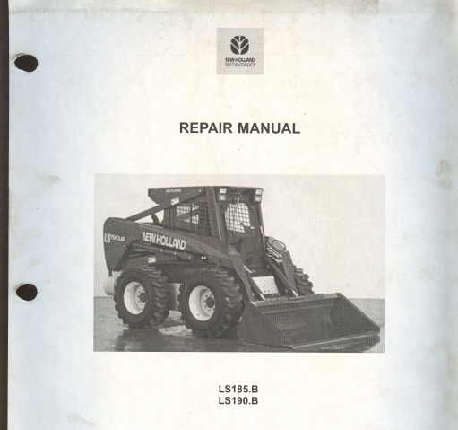 New Holland Manuals Free Download