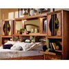Accent Furniture Normandy Capri Wall Headboard Unit ...