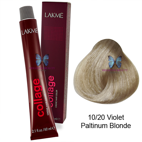 hair color 27. Lakme COLLAGE Creme Hair Color