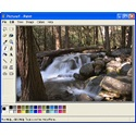 How to Edit a Picture in Paint Using Windows XP