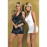 Clubwear Backless Mini Dress