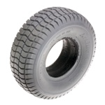 9 x 3.50 - 4 Foam Filled Tire with Knobby Tread